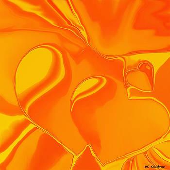 Hearts Ablaze by ME Kozdron