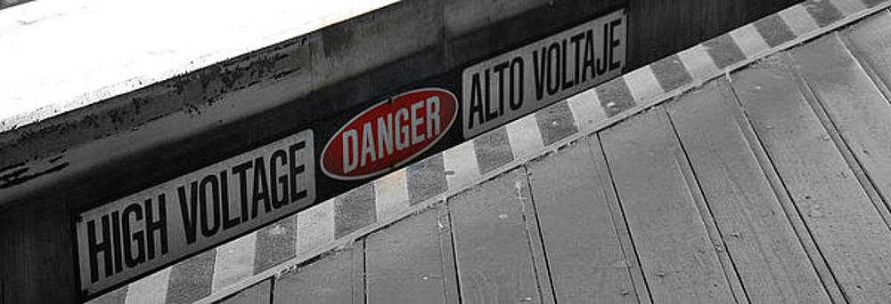 High Voltage by Tom Page