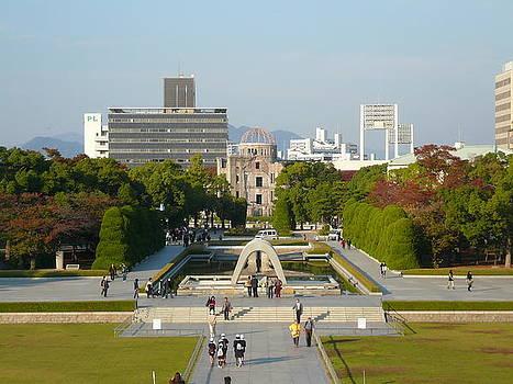 Hiroshima Park by Chris Wolf