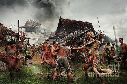 History by Buchachon Petthanya
