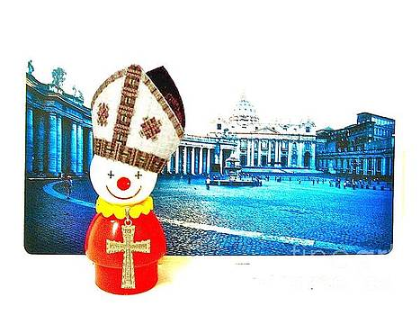 Holy Pope by Ricky Sencion