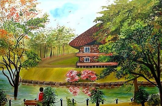 Home by Ashwini Tatkar