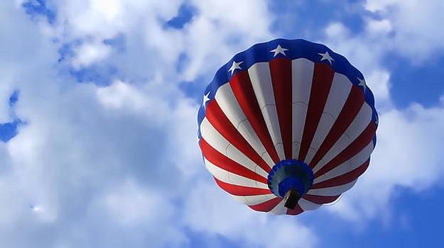 Hot Air Balloon Ride by Frank Freni