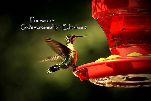 Hummingbird by Linda Fowler