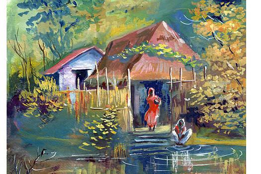 Hut by Arjunan Kalaiselvan