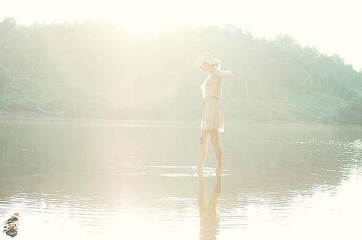 If I could Walk on Water by Jessica Wilson