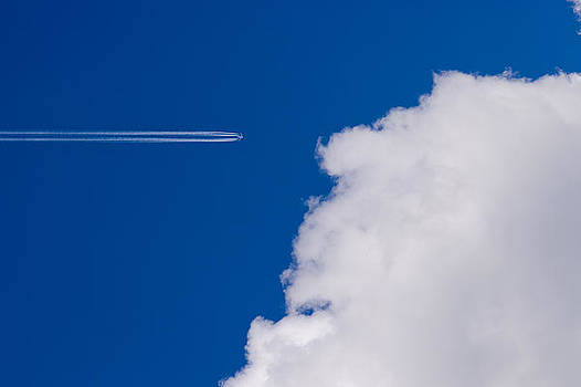 Into the cloud by Daniel Kulinski