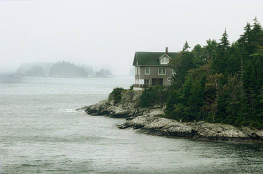 Island Home by Marilyn Marchant