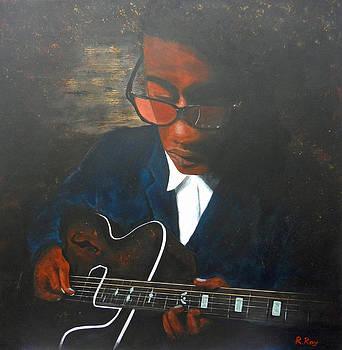 Jazz Guitar by Robert Roy