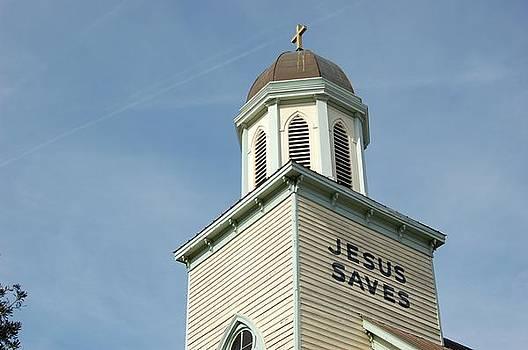 Jesus Saves by Donnie Smith