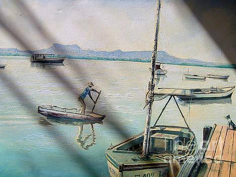Jibara Port by Makam  art