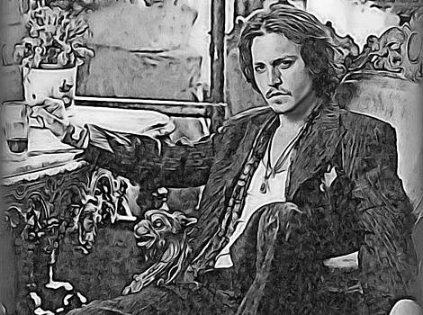 Johnny Depp by Shannon  Jordan