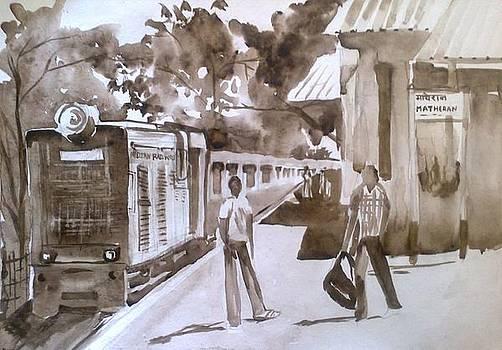 Joy Train by Ashwini Tatkar