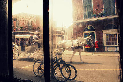 Just A Carriage Ride by Jennifer Kelly