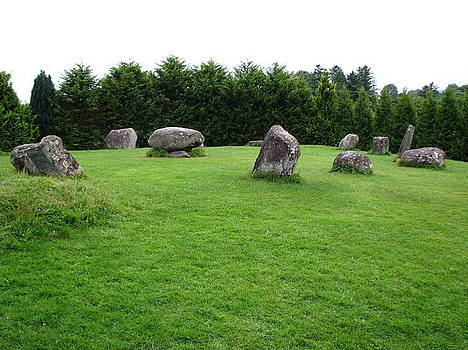 Kenmare Stone Circle by Sheila Rodgers