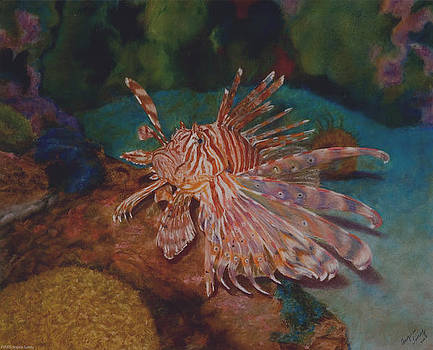 King of the Ocean by Angela Tomey