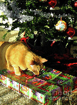 Kitty's Christmas by Karen Francis