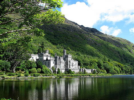 Kylemore Abbey by Sheila Rodgers