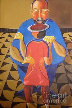 La Danse au Fruit Interdit by David G Wilson