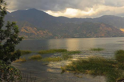 Lake Atitlan Guatemala by Rianna Stackhouse