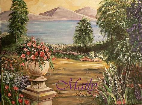Lake Como by Maily
