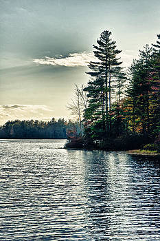 Lake in NH by Edward Myers
