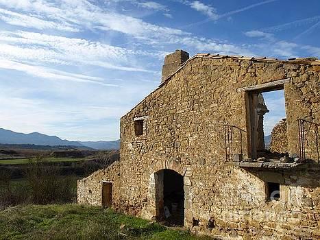 Landscape in Ruins by Alfredo Rodriguez