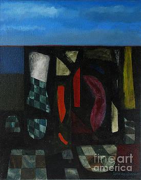 Landscape of Mind by Jukka Nopsanen