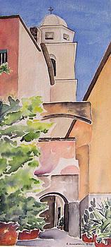 Largo dell'Oratorio by Regina Ammerman