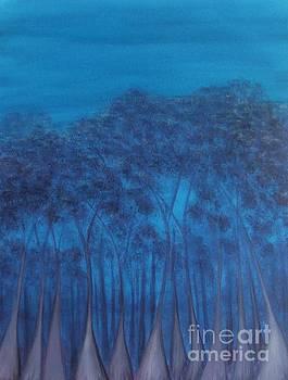 Last Light Karri by Leonie Higgins Noone