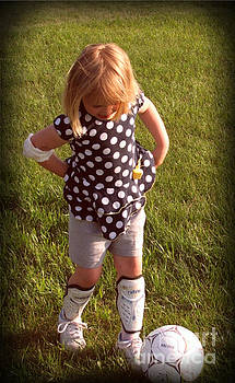 Learning Soccer by Ashley Vipond