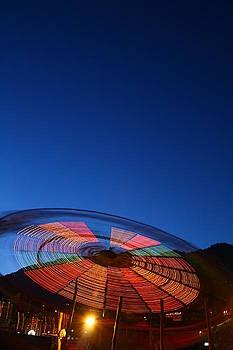 Lights At A Fair by Greg Palmer