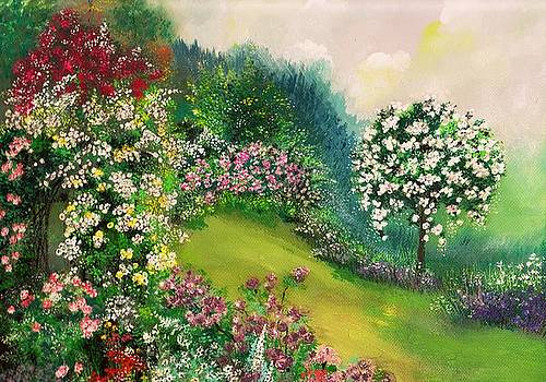 Lilly Green by Milenka Delic