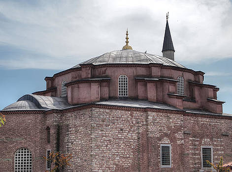 Little Hagia Sophia by Guillaume Rodrigue
