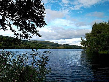 Loch Avich 3 by Steve Watson