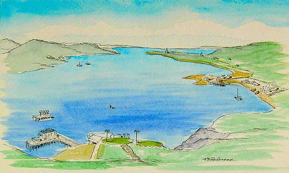 Loch Ewe by Vic Delnore