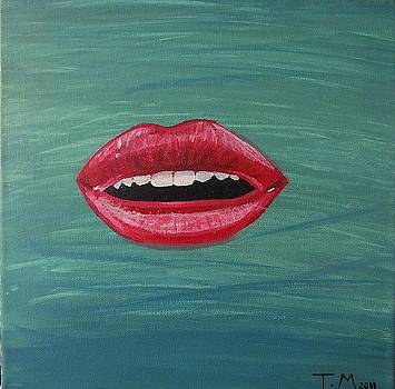 Lonely Lips by Tyler Martin