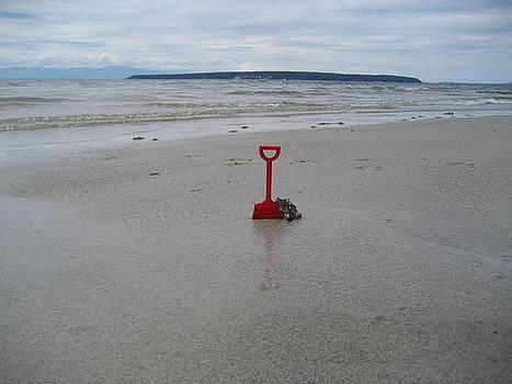 Lonesome Beach by Shawn Hegan