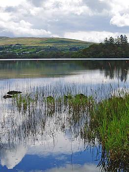 Lough Eske Portrait by Steve Watson