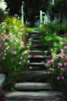 Maine Steps by Carol Kinkead