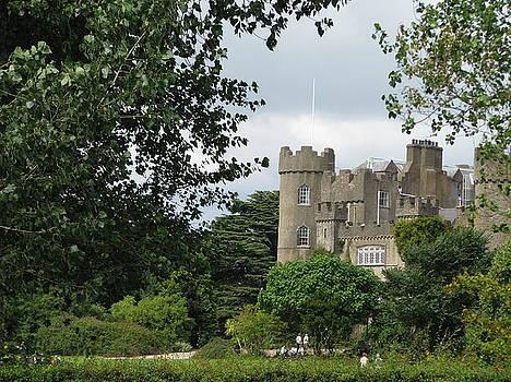 Malahide Castle by Sheila Rodgers