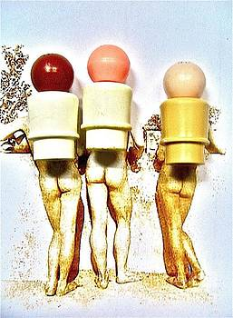 Male Nudes by Ricky Sencion