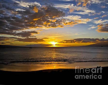 Maui Sunset by Mark East