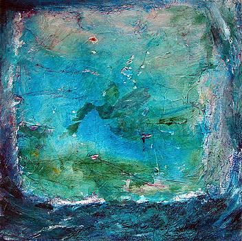 May be an ocean... by Zina Chmielowski