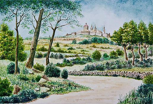 Mdina.114 by Louis Mifsud