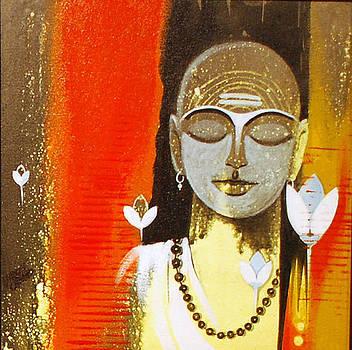 Meditation In Chanakya by Umesh Charole