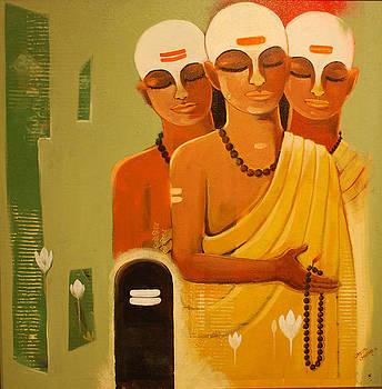 Meditation by Umesh Charole