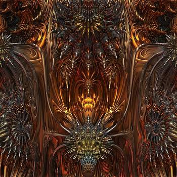 Metal Dragons by Lyle Hatch