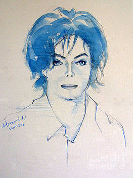 Michael Jackson - Gimme Your wings by Hitomi Osanai