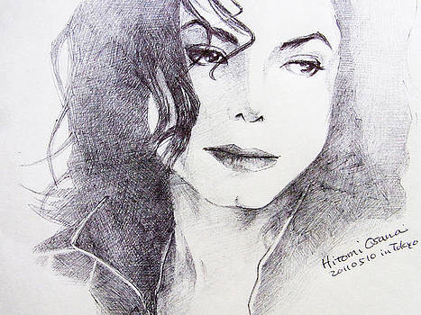 Michael Jackson - Nothing compared to you by Hitomi Osanai